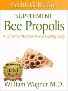 supplement bee propolis for a healthy body