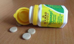 propolis as tablets