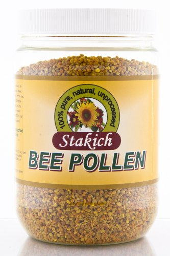 recommended bee pollen