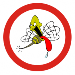 be aware of bees