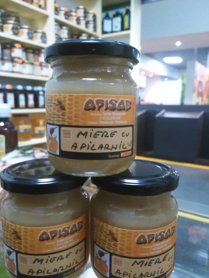 APILARNIL AND ACACIA HONEY