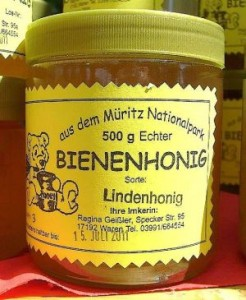German honey
