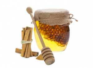 honey and cinnamon for colds