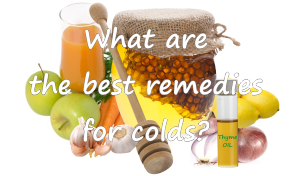 what are the best remedies for colds 3