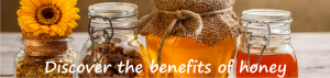 Honey benefits our health