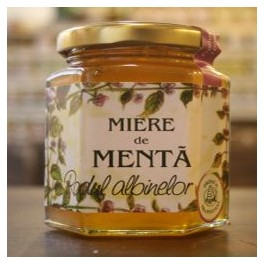 'miere de menta' from the web at 'http://healthywithhoney.com/wp-content/uploads/2014/11/miere-de-menta2.jpg'