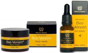 bee venom products from nature's beauty