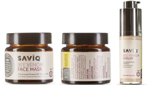 bee venom products from saviq