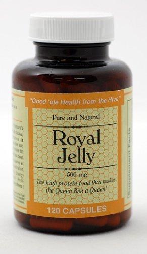 royal jelly benefits