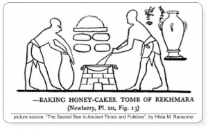 honey in ancient Egypt