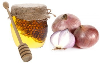 benefits of onion and honey