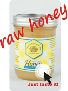 real clover honey