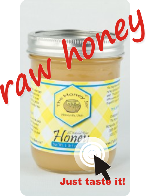 real clover honey
