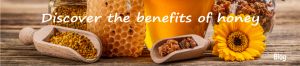 be healthy with honey every day
