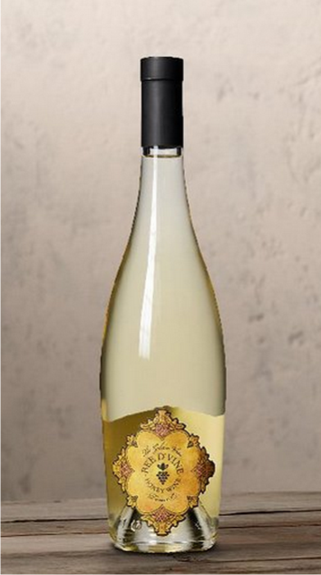 bee d'vine bottle of mead