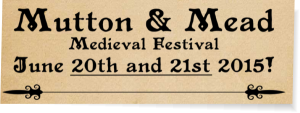 mutton and mead fetival