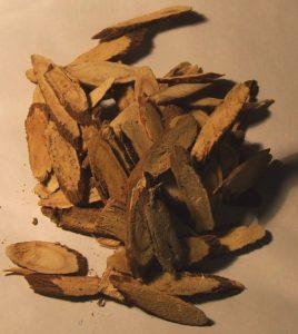 pieces of licorice