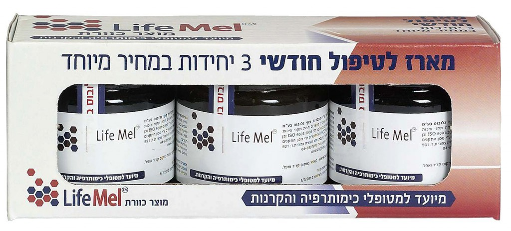 lifemel honey combats the effects of chemotherapy