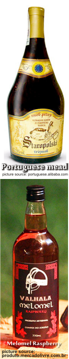 mead from Portugal