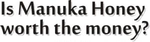 manuka honey for mrsa