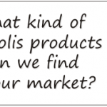 propolis products on our market