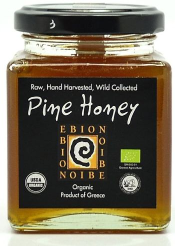 greek pine honey is the best for respiratory problems