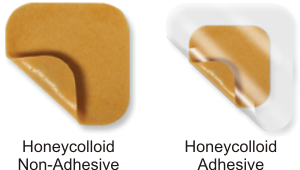 honeycolloid tm for wound dressing