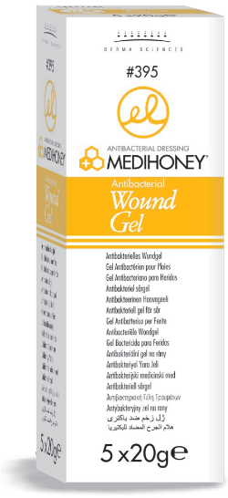 medihoney antibacterial gel