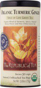 turmeric ginger tea bags