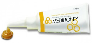 paste tube of medihoney