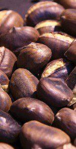 yummy roasted chestnuts