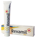 revamil gel from pure medical honey