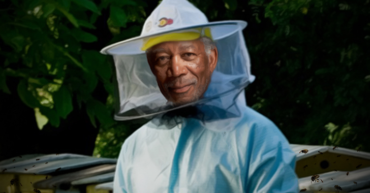 freeman has become beekeeper