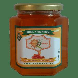 buy raw coriander honey