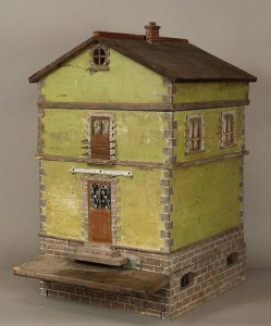 antique french hive