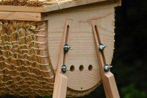 detail of cradle hive