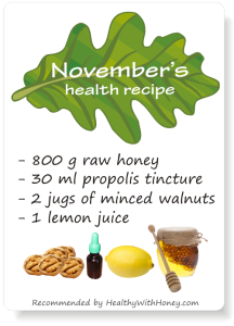 what stimulates immunity in autumn and winter