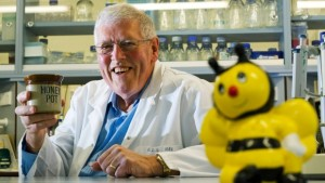 Peter Molan the man who invented UMF grading in manuka honey