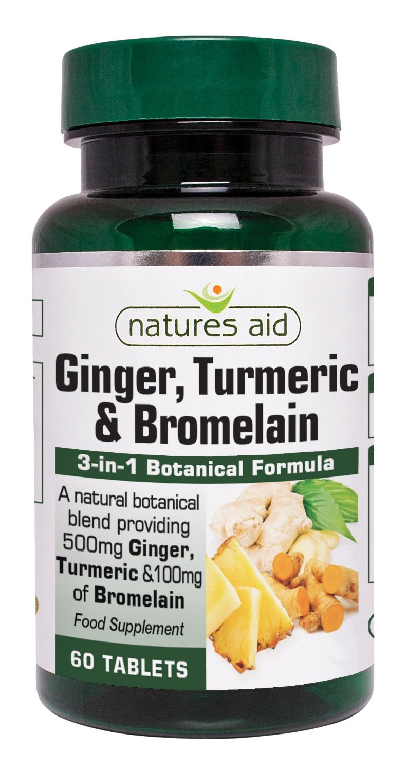 buy the best natural products for cancer turmeric ginger and bromelain