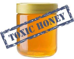 what is toxic honey