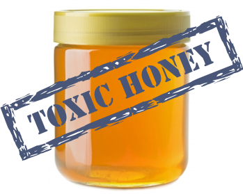 what is toxic honey