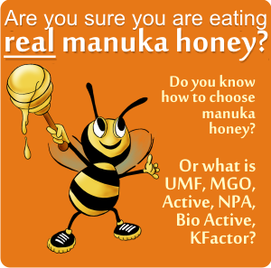 do you know how to choose manuka honey