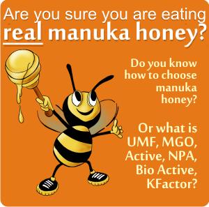 do you know how to choose manuka honey