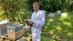 Nicolae trainerbees the man who claims to make cannabis honey