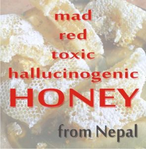 have you tried mad honey from nepal?