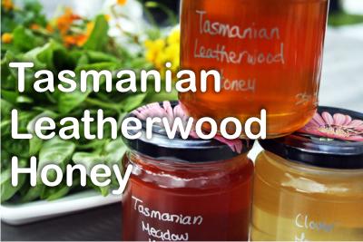 what is leatherwood honey
