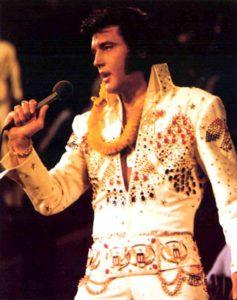 Elvis was born in Tupelo