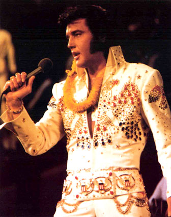 Elvis was born in Tupelo