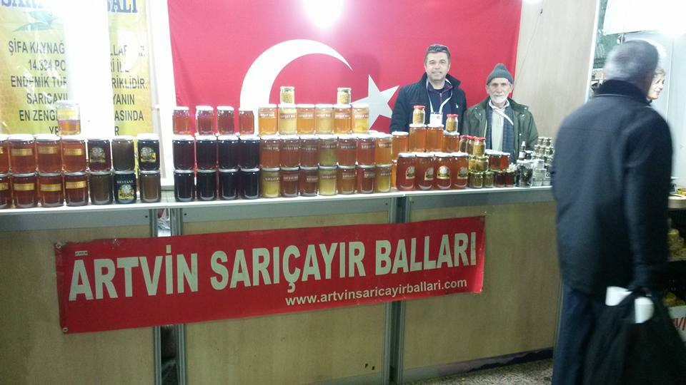 selling artvin saricayir honey
