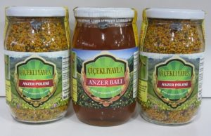honey and pollen of Anzer honey the best honey in the world